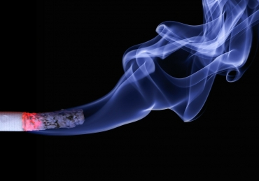 What is the ruling on smoking cigarettes?