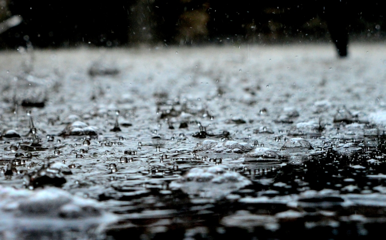 Is there any specific Duaa to be recited when it rains?