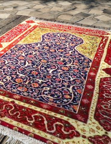 Munfarid reciting loudly in daytime Nafl Salah