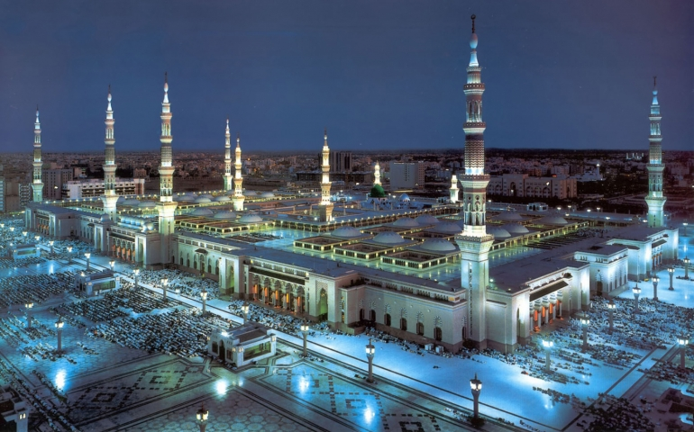 Witr Salah in Makkah and Madinah