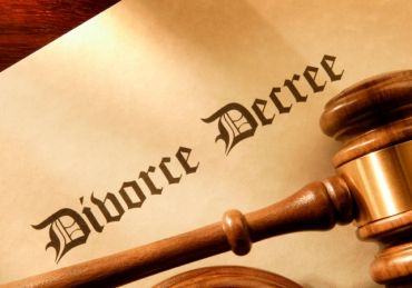 Found out about divorce after Iddat period