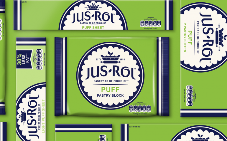 Alcohol in Jus-Rol Puff Pastry