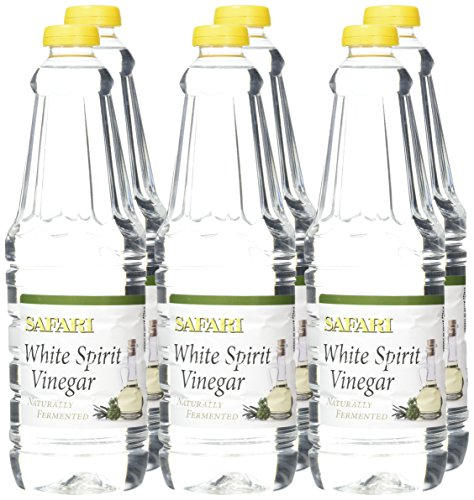 Is Spirit Vinegar Halal