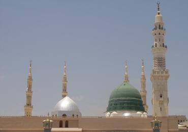 Intention for Witr Salah in Haramayn