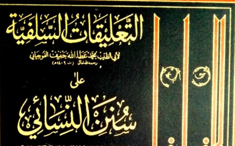 Commentaries of Sunan al-Nasai