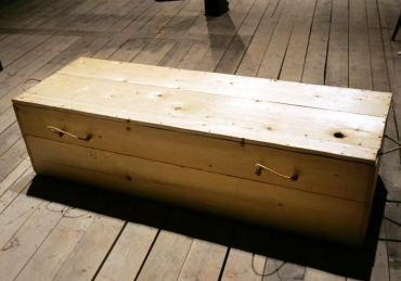Tilting Covid-19 bodies in the coffin