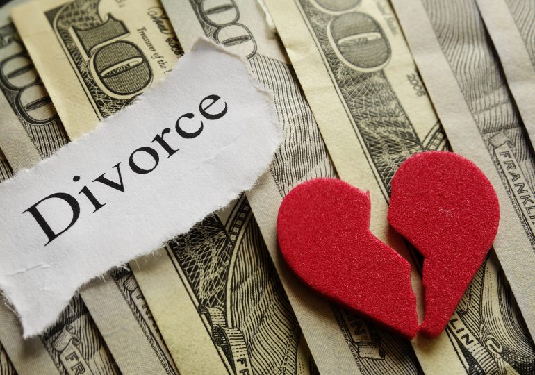 Divorce Query