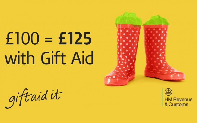 Gift Aid Queries for Masjid