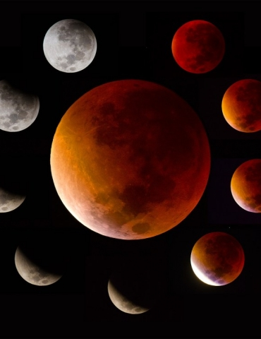 Lunar Eclipse Salah in the Masjid or Home