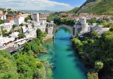 Visit to Bosnia, the Paradise of Europe