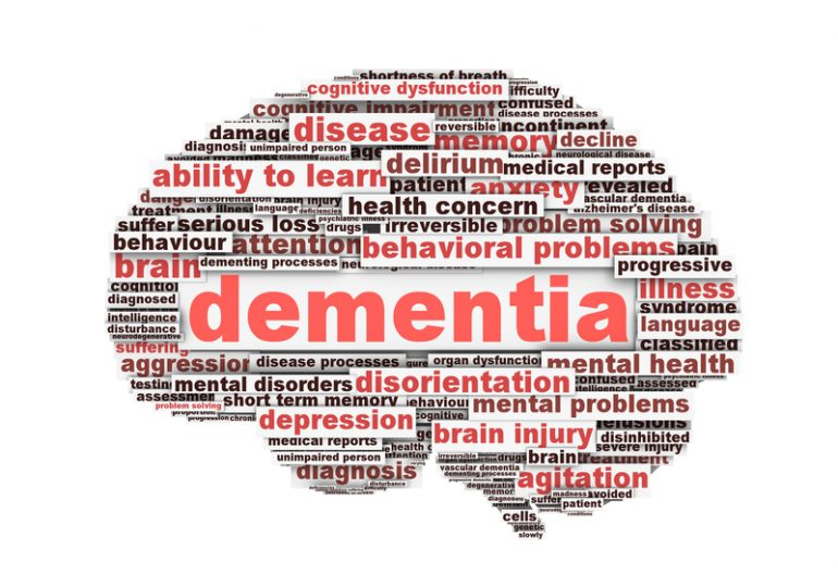 Zakat on elderly person with severe dementia