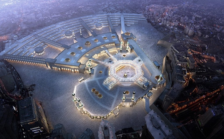 Farewell Tawaf for someone intending to stay in Makkah