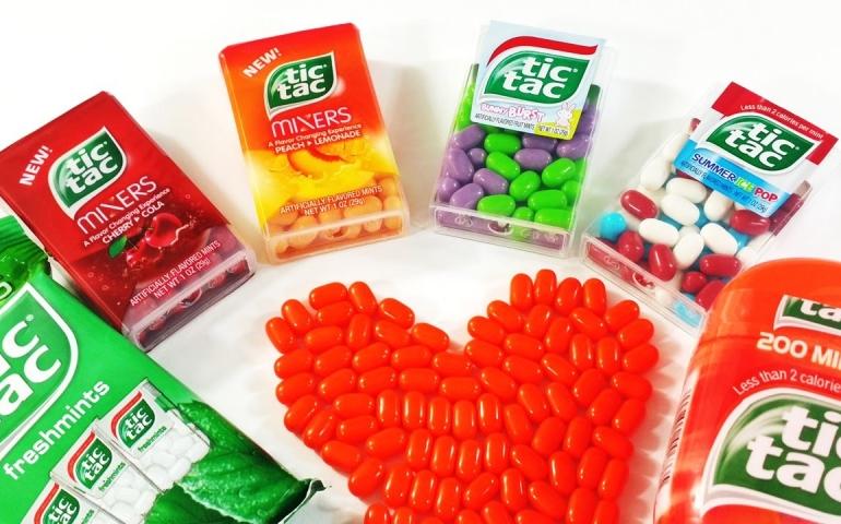 Tic Tac Sweets