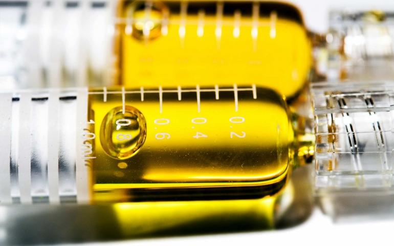CBD Oil and THC Oil