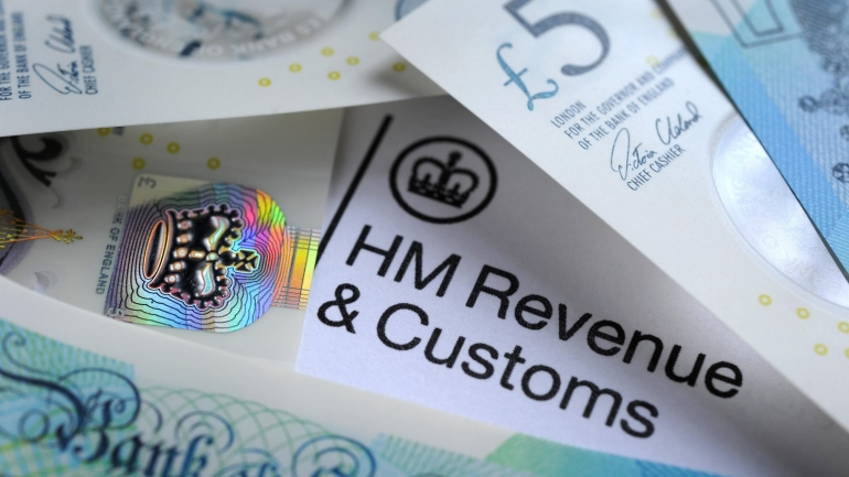 Registering business with HMRC