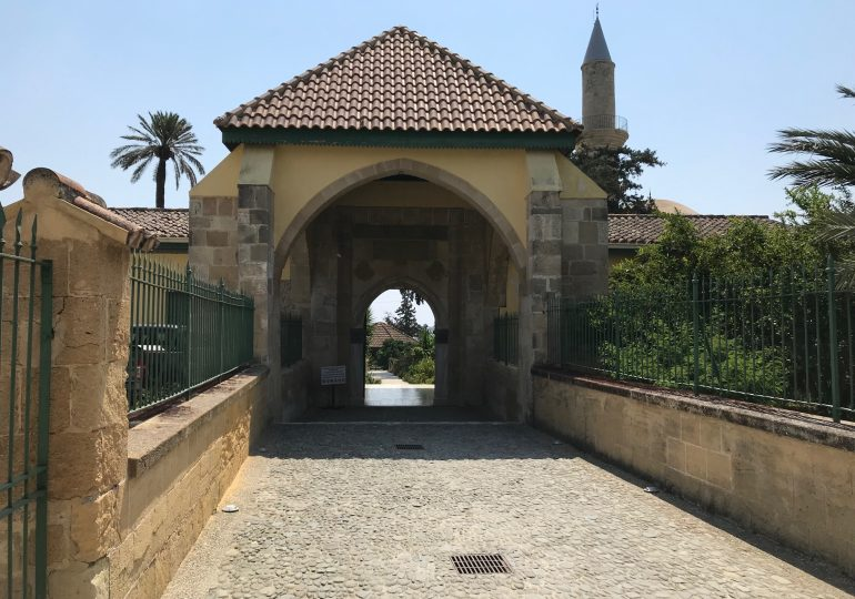 Hadiths on Umm Haram bint Milhan and her demise in Cyprus