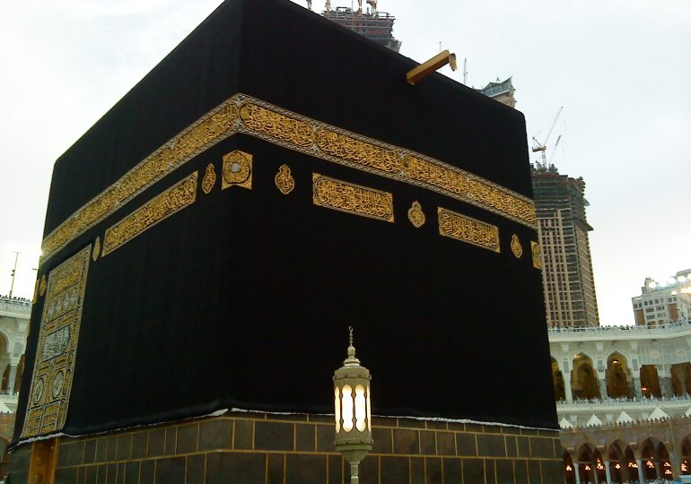 Saee before Tawaf