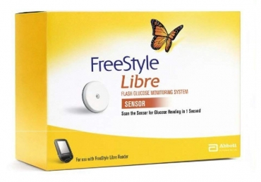 Washing over freestyle libre sensor