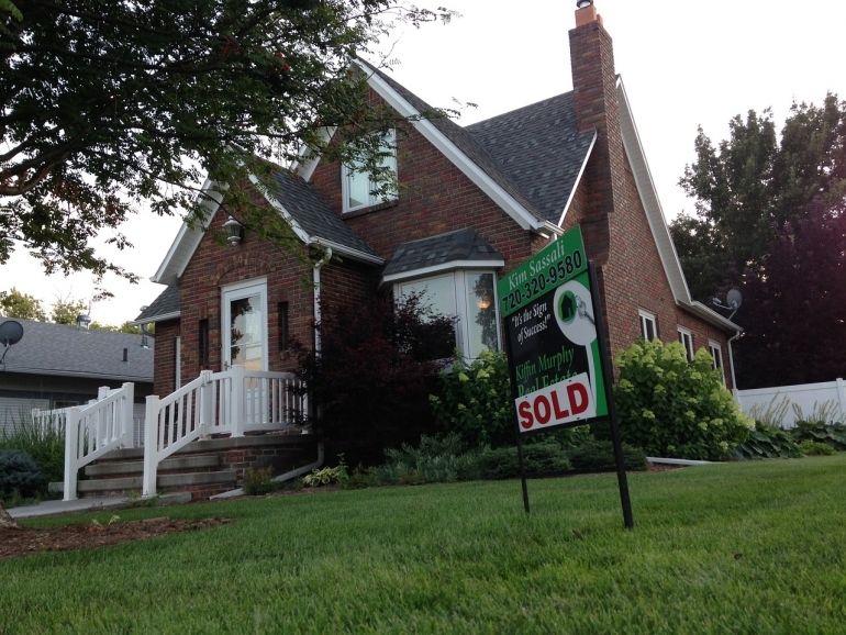 House purchase via two transactions