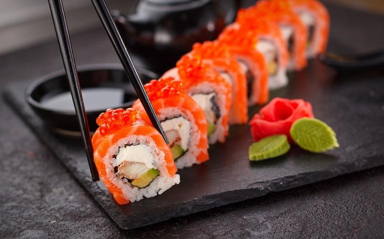 Is Sushi Halal?