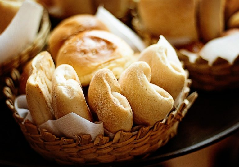 Sweet bread for ill person