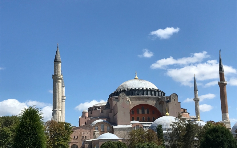 One week in Istanbul (Aug 2020)