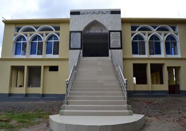 Our beloved teacher, Mawlana Umarji Sahib